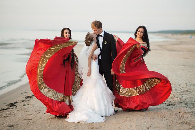 Цыганский ансамбль Dzheski Gloss